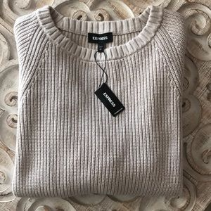 New w/ tags Express Sweater size Small